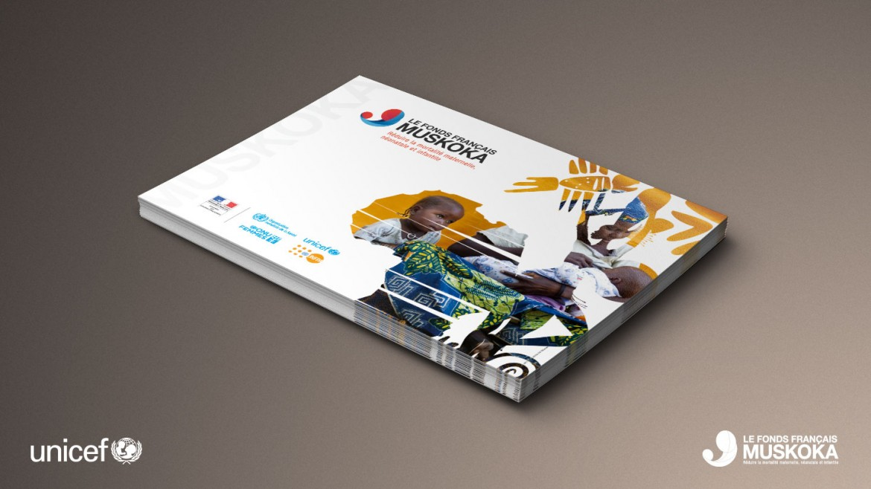 creation-edition-brochure-plaquette-muskoka-unicef-graphisme