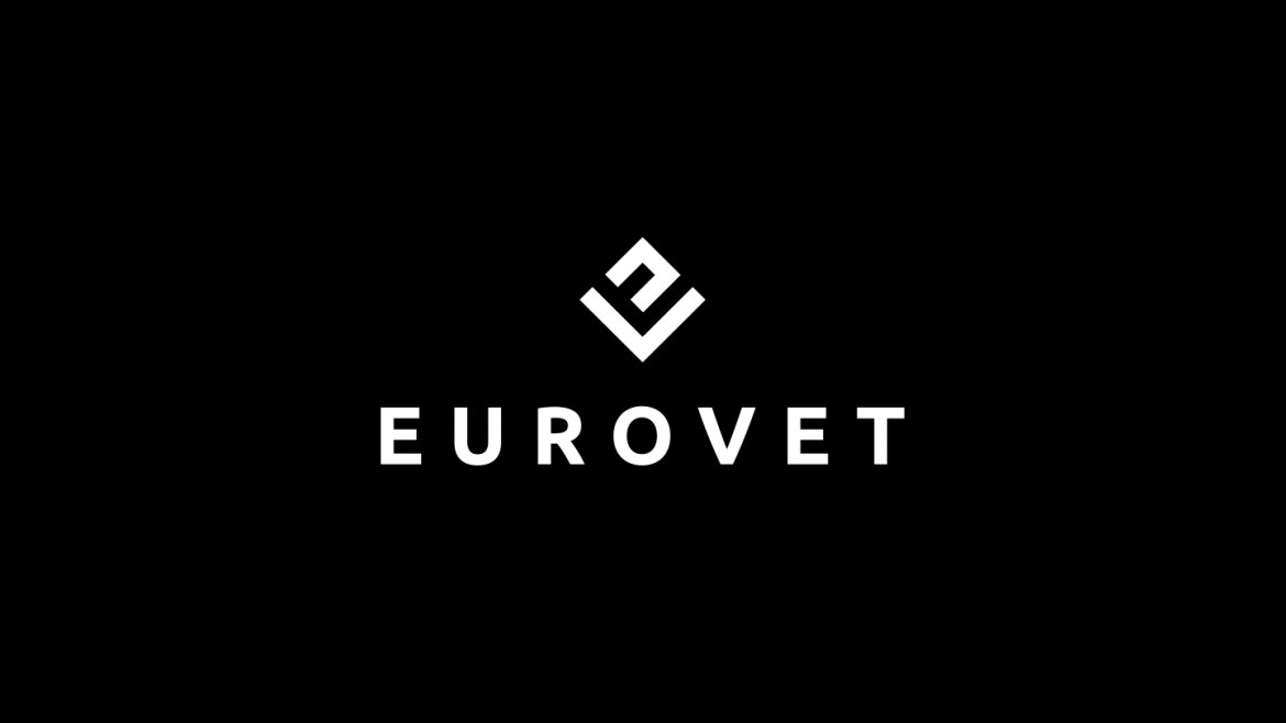 creation-identite-visuelle-logo-eurovet-logotype