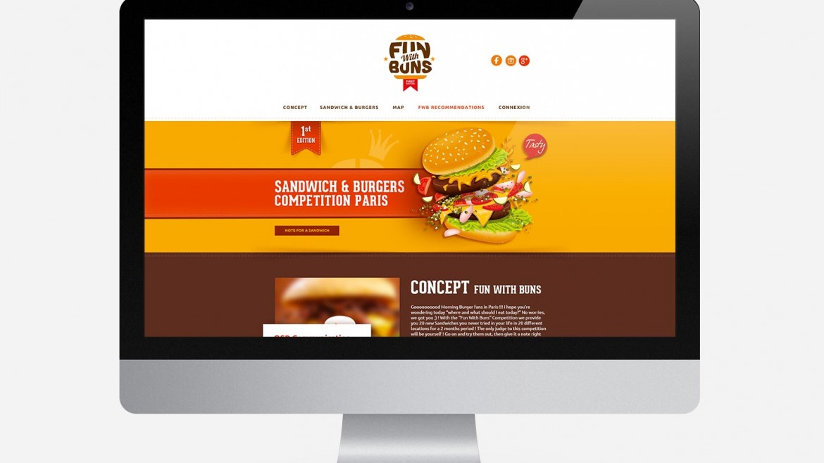 creation-de-site-internet-webdesign-fun-with-buns-home-page