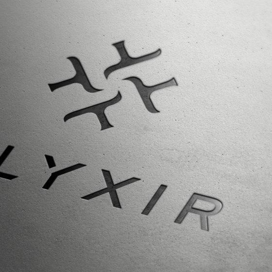 Helyxir création de logo